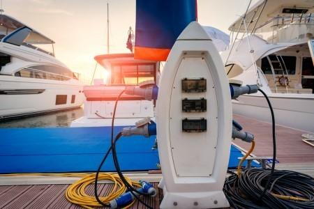 Batterie-bateau