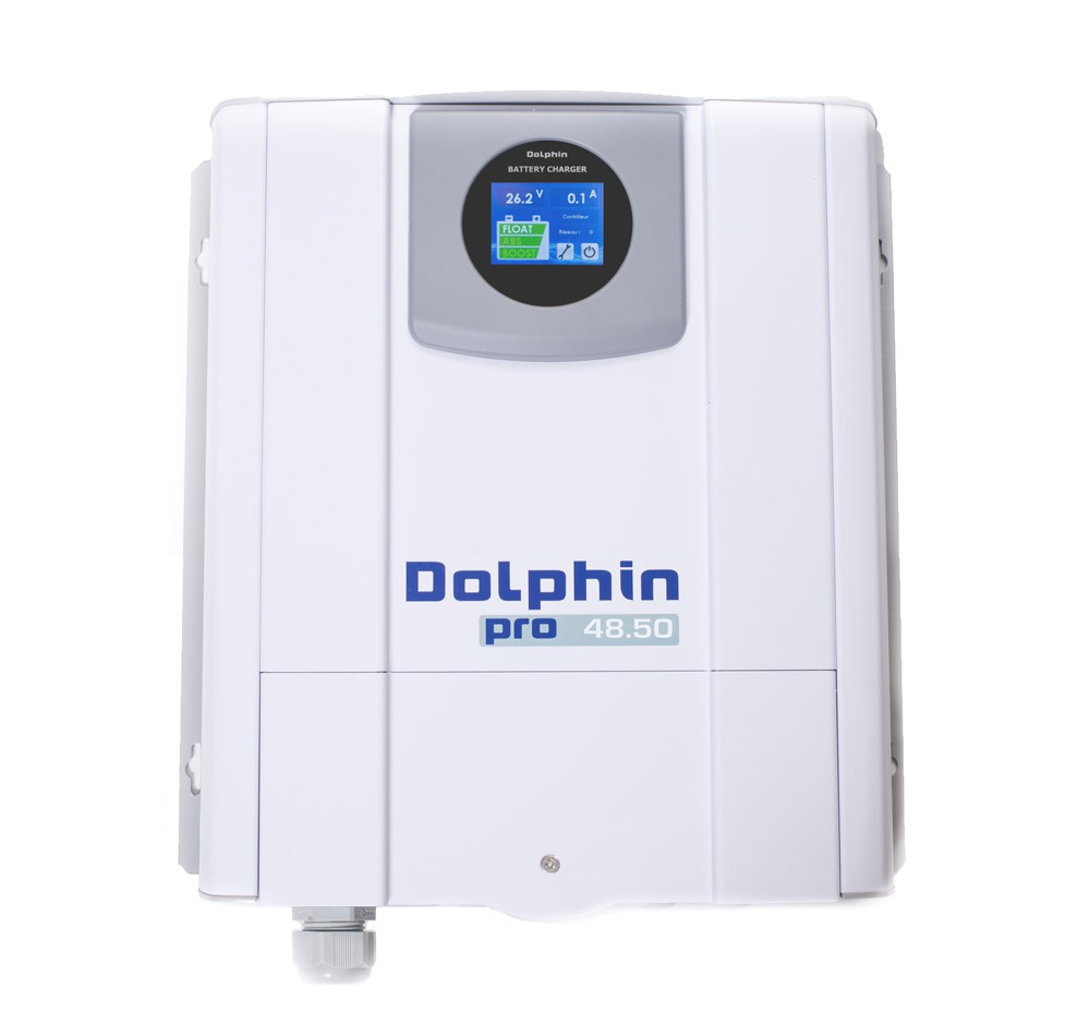 PRO TOUCH marine battery charger
